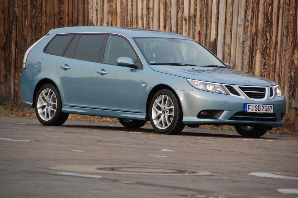 Fahrbericht Saab 9.3 Touring BioPower 2.0t: Schnörkelloser Nordmann