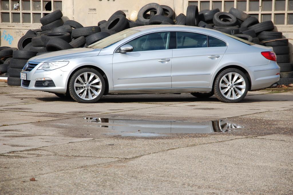 Fahrbericht VW Passat CC: Comfort-Coupé mit 300 PS