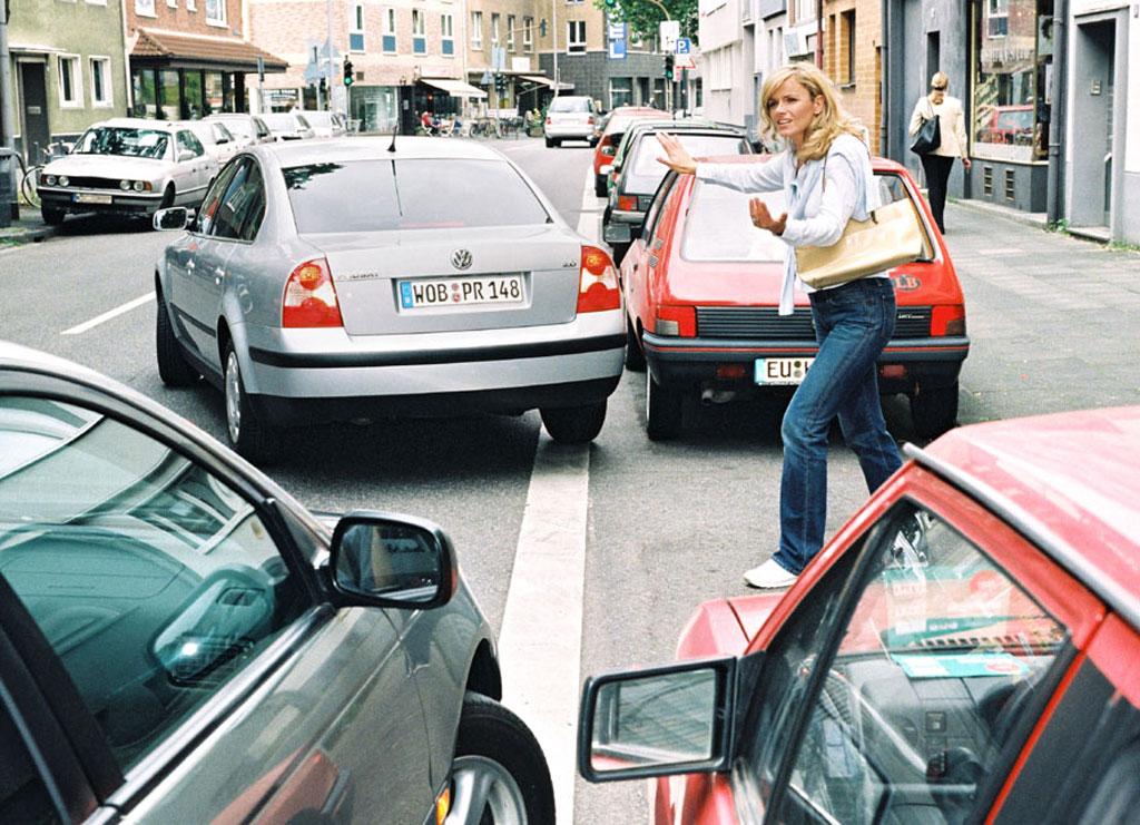 Falschparker riskieren ihren Führerschein