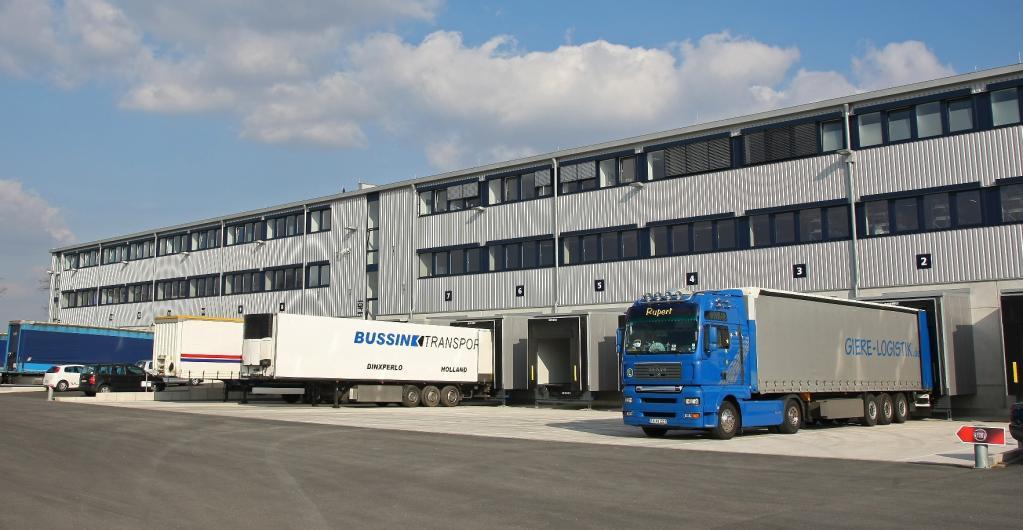 Fiat Group eröffnet neues Regionallager