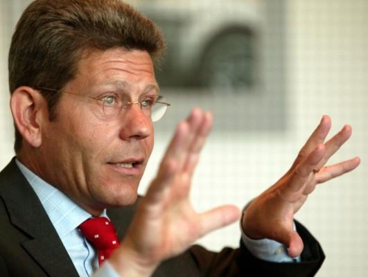 Ford-Chef Bernhard Mattes spricht über strategische Herausforderungen für die Automobilbranche