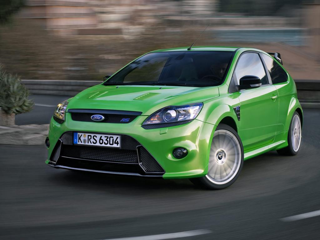 Ford Focus RS: Kraftpaket mit Hinguck-Faktor