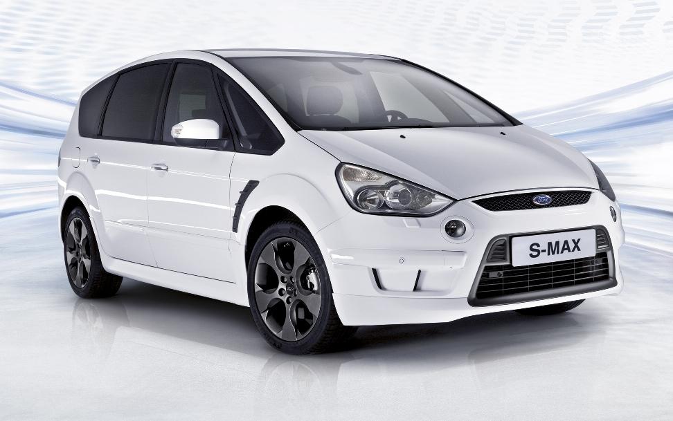 """Ford S-Max """"Magic"""" mit Preisvorteil"""