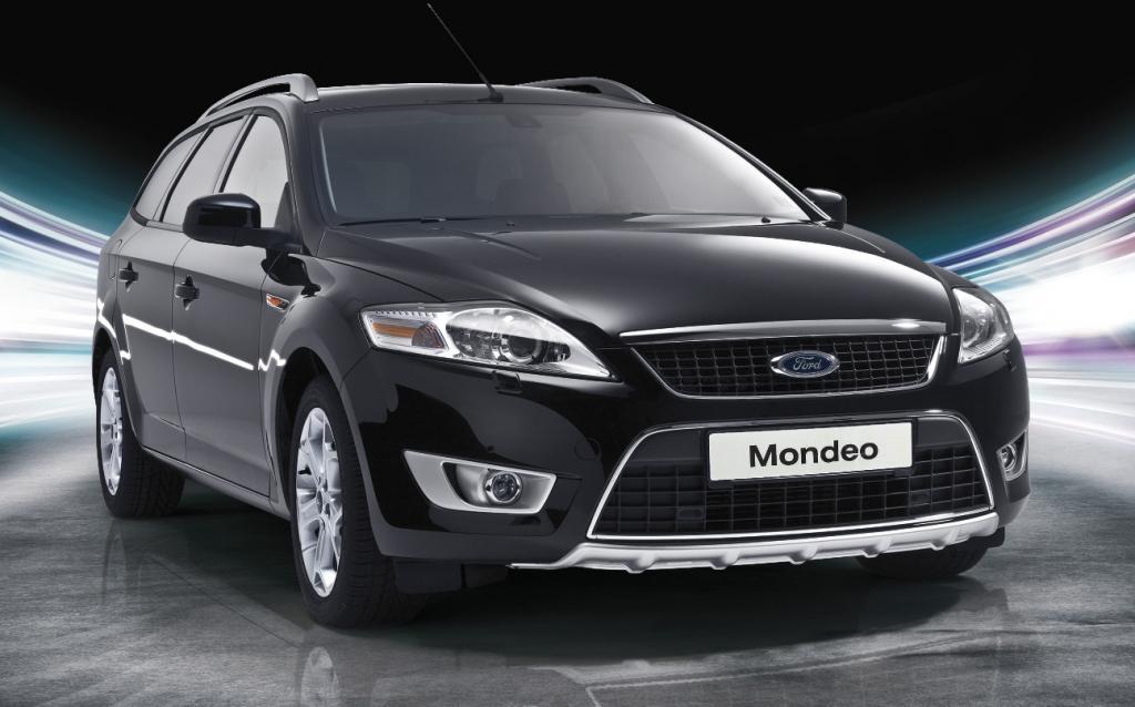 "Ford bietet limitierten Mondeo Turnier ""Sport"" an"