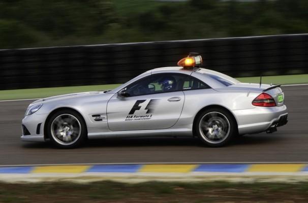 Formel 1: Mercedes-Benz AMG stellt wieder das Safety Car