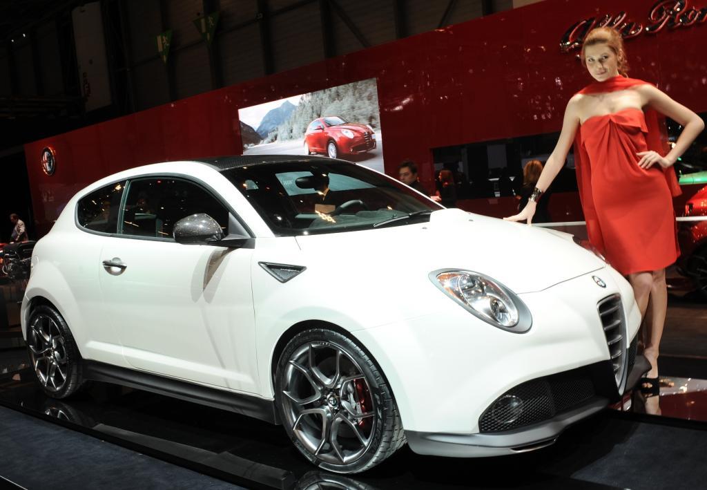 Genf 2009: Alfa Romeo Mito GTA ist noch eine Studie