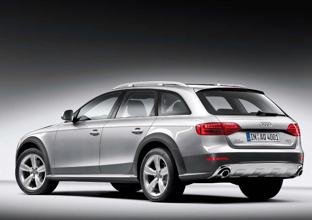Genf 2009: Audi A4 Allroad Quattro für Wege aller Art