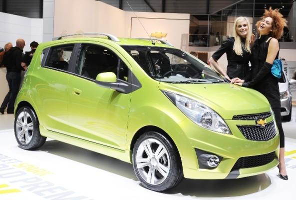 Genf 2009: Chevrolet Spark ersetzt ab 2010 den Matiz