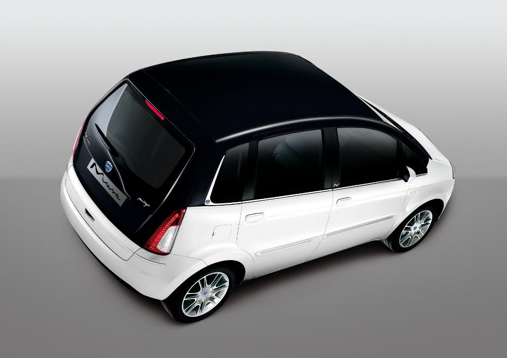 Genf 2009: Executive und Ecochic bei Lancia
