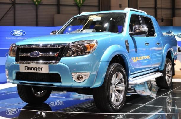 Genf 2009: Ford Ranger innen und außen verfeinert