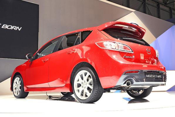 Genf 2009: Mazda 3 mit Start-Stopp-System