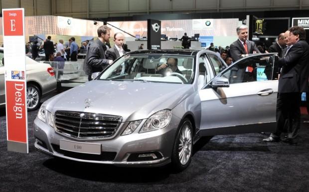 Genf 2009: Mercedes-Benz setzt große Hoffungen auf die E-Klasse