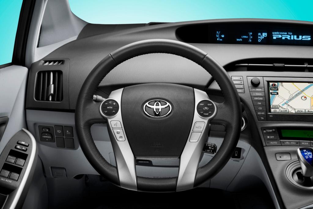 Genf 2009: Neuer Toyota Prius mit 89 Gramm CO2 pro Kilometer
