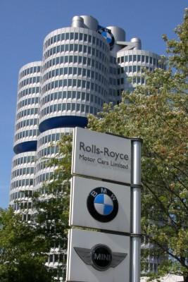 Gewinn der BMW Group ging um 90 Prozent zurück