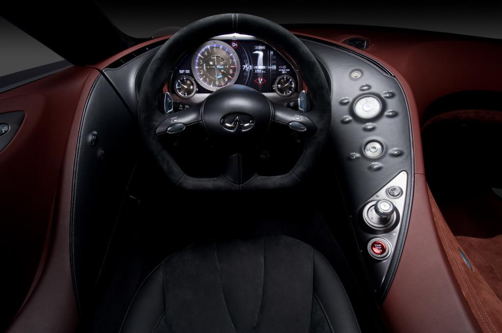 Hybrid-Sportwagen von Infiniti