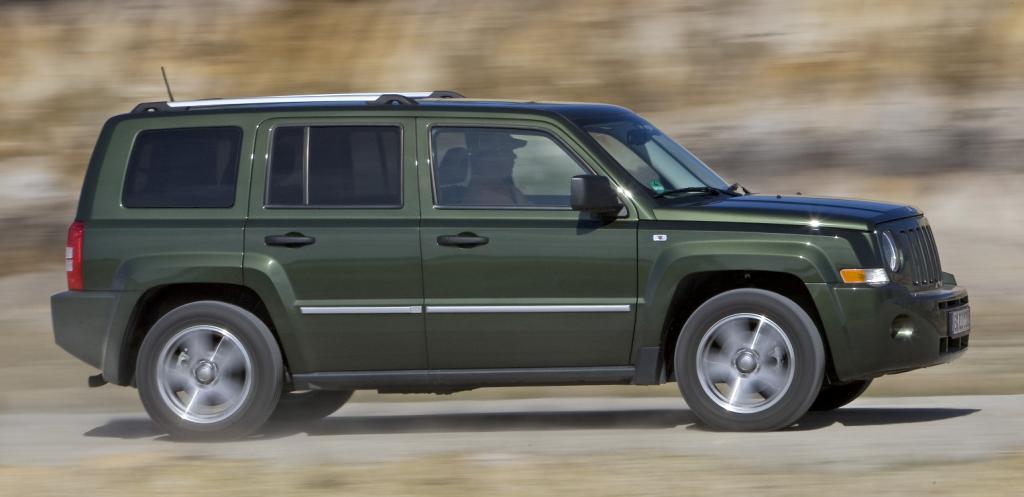 Jeep Patriot startet ins Modelljahr 2009