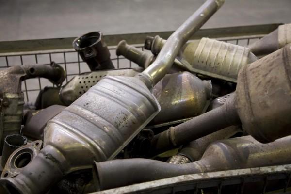 Kat-Recycling: Das Geschäft mit wertvollen Edelmetallen