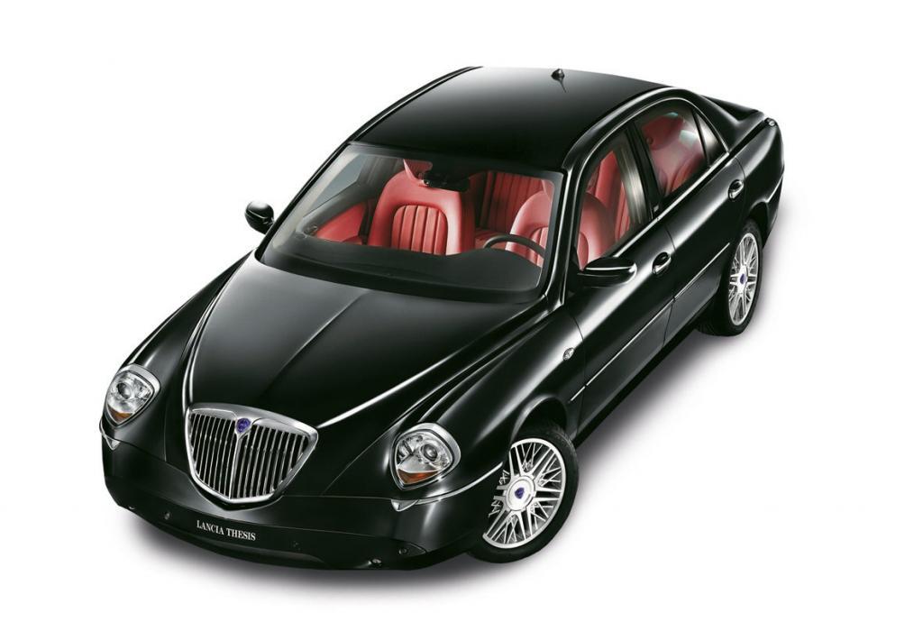 Lancia Thesis: Abschied mit Sondermodell