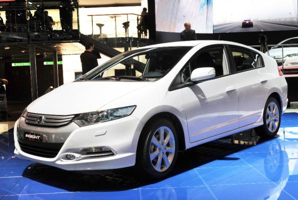 Leipzig 2009: Deutschlandpremiere für den Honda Insight