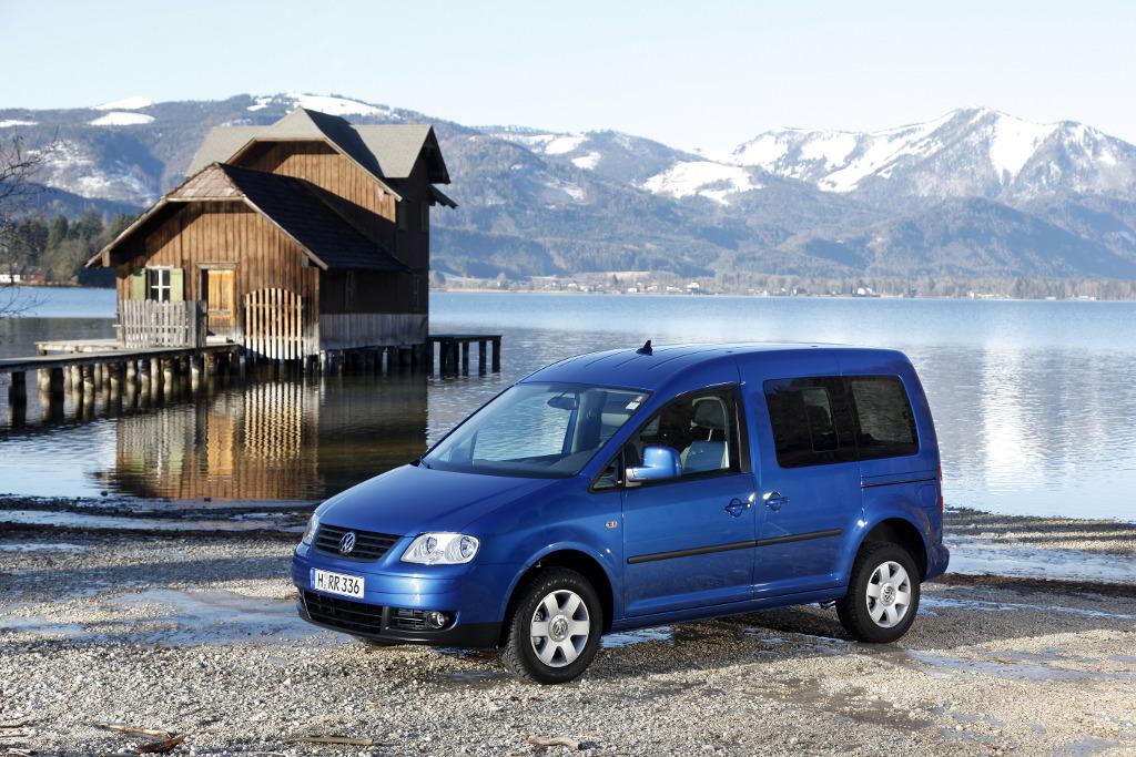 Leipzig 2009: Volkswagen Nutzfahrzeuge mit neuen Modellvarianten - Bild(10)