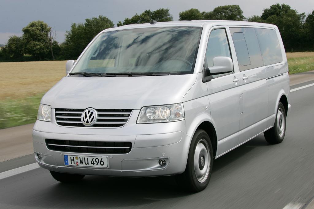 Leipzig 2009: Volkswagen Nutzfahrzeuge mit neuen Modellvarianten - Bild(3)