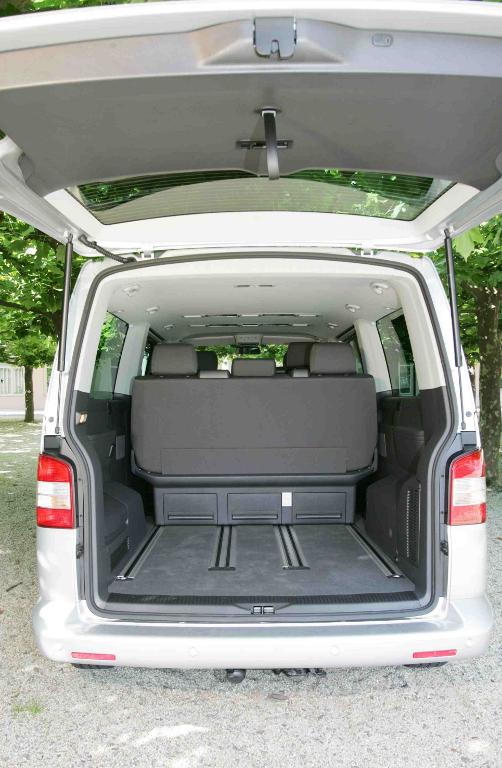 Leipzig 2009: Volkswagen Nutzfahrzeuge mit neuen Modellvarianten - Bild(4)
