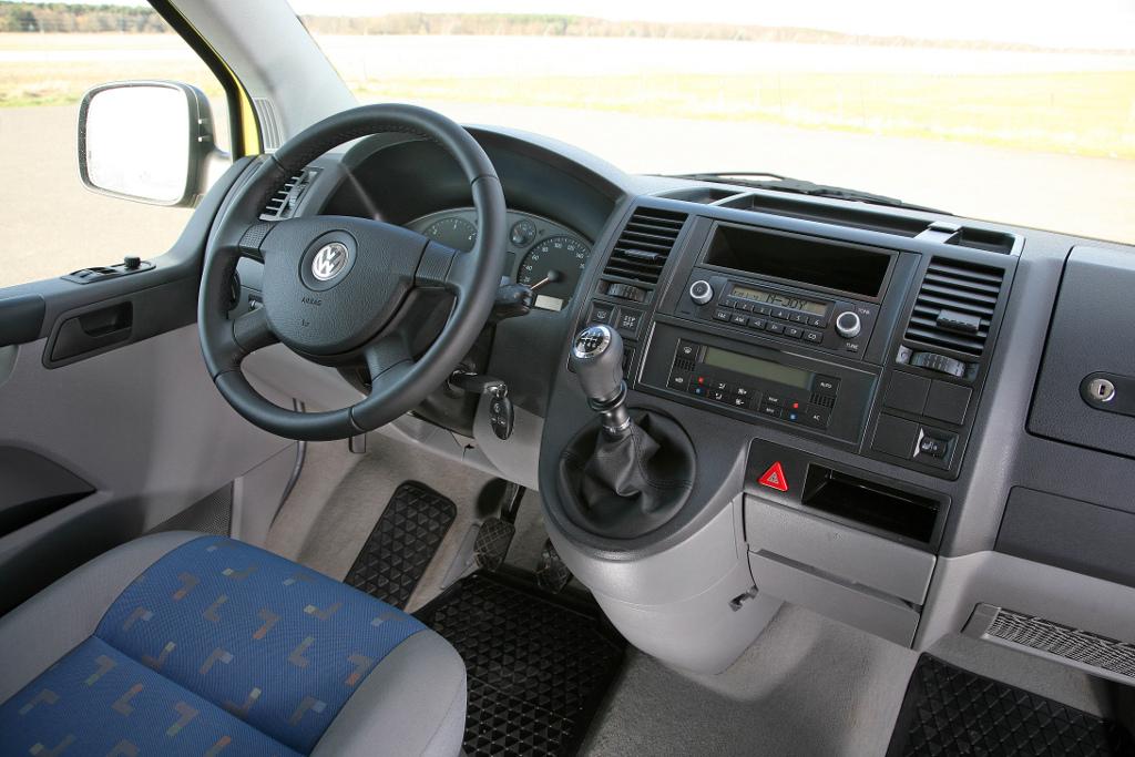 Leipzig 2009: Volkswagen Nutzfahrzeuge mit neuen Modellvarianten - Bild(5)
