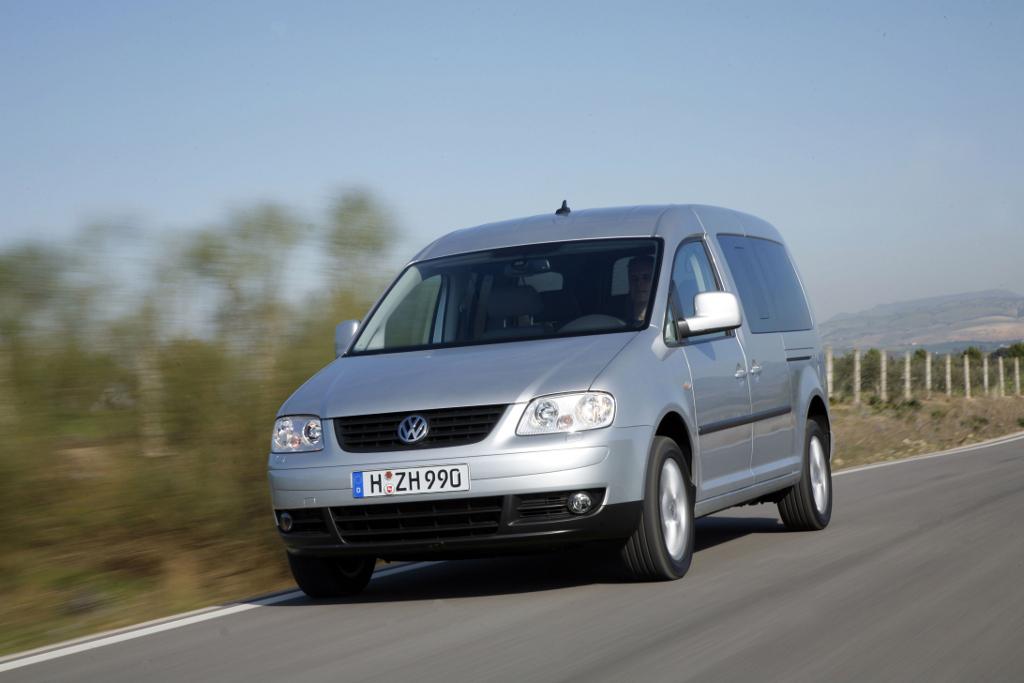 Leipzig 2009: Volkswagen Nutzfahrzeuge mit neuen Modellvarianten - Bild(7)