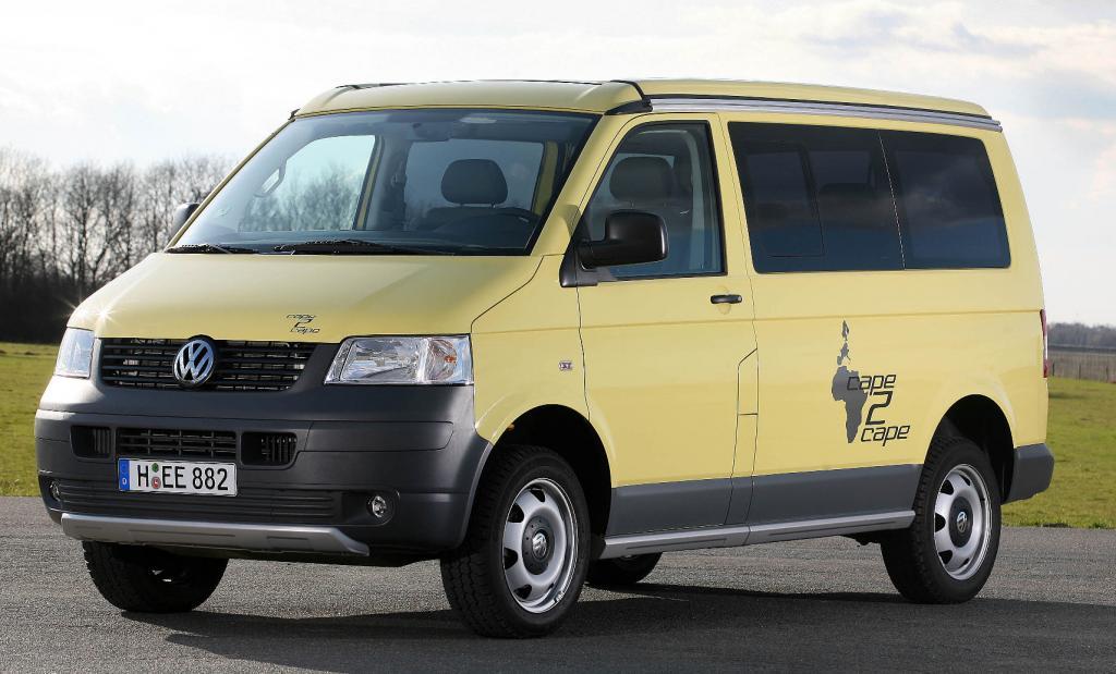 Leipzig 2009: Volkswagen Nutzfahrzeuge mit neuen Modellvarianten
