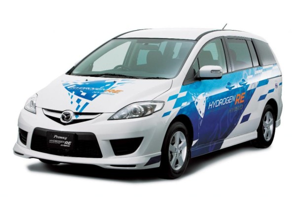 Mazda startet Leasingprogramm für Wasserstoff-Elektro-Hybrid