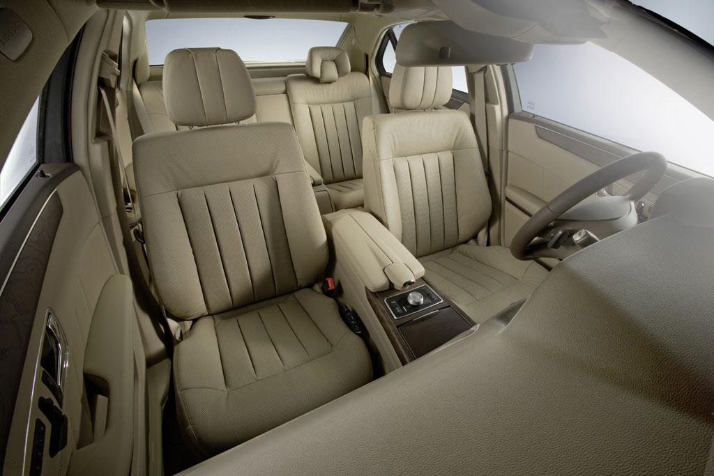 Mercedes-Benz E-Klasse: Danke fürs mitdenken
