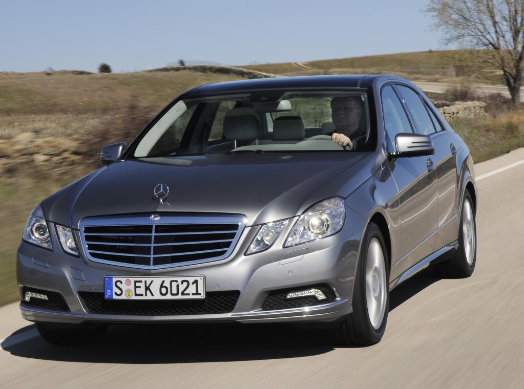Mercedes-Benz E-Klasse: Neuer Glanz für den Stern