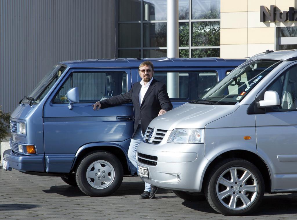 Mit Volkswagen T3 in 14 Jahren 585 000 Kilometer gefahren