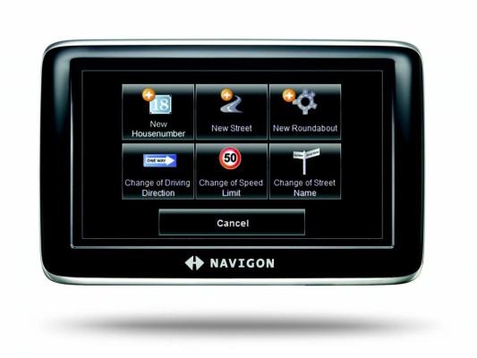 Neues Navi: Autofahrer sammeln Geo-Daten