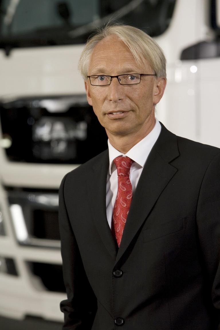Neuordnung im MAN Nutzfahrzeug-Vorstand