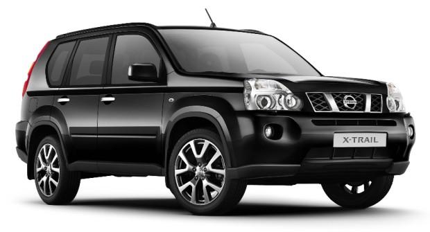 Nissan X-Trail Platinum neue Top-Version
