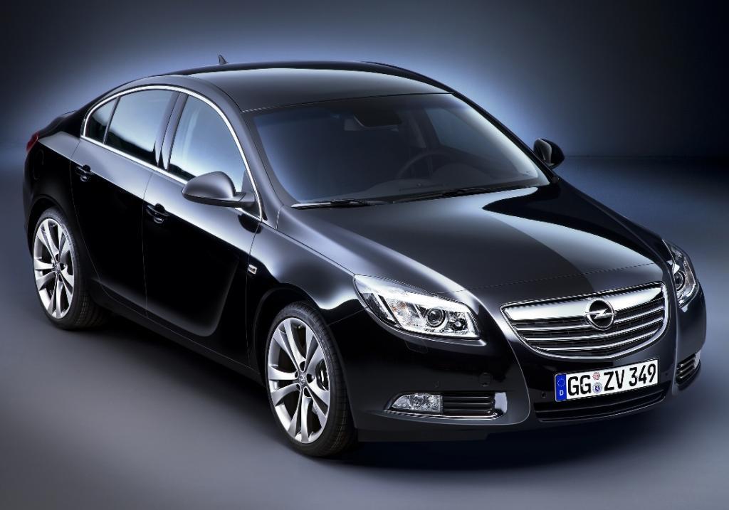 """Opel Insignia gewinnt """"Red Dot Design Award"""""""