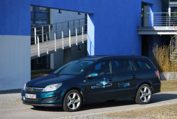 Opel entwickelt Erdgas-Hybridantrieb