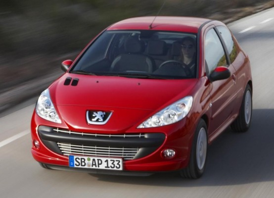 Peugeot 206+ für preisbewusste Käufer