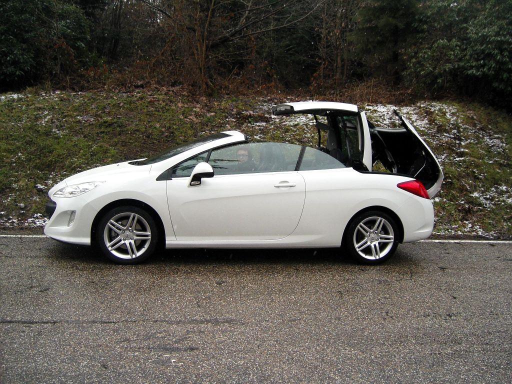 Peugeot 308 CC: Der Frühling kann kommen