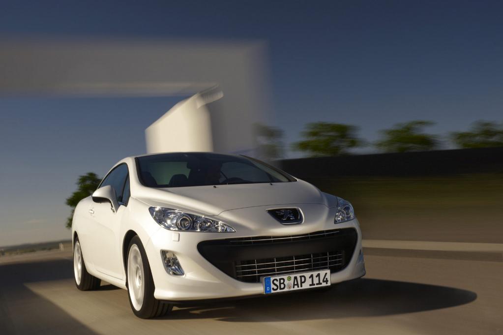 Peugeot 308 CC: Ein Auto für alle (Sonn-)Tage