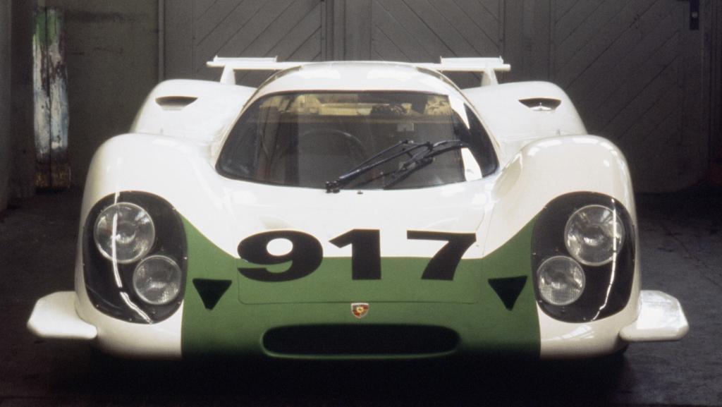 Porsche 917 wird 40 Jahre