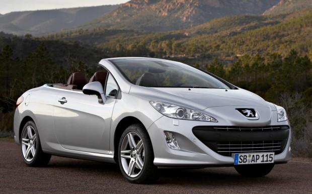 Preise für den Peugeot 308 CC beginnen bei 25 800 Euro