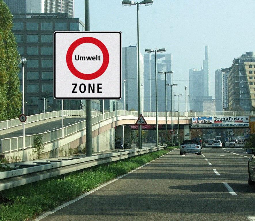 Ratgeber: Beim Gebrauchtwagenkauf auf Umweltplakette achten
