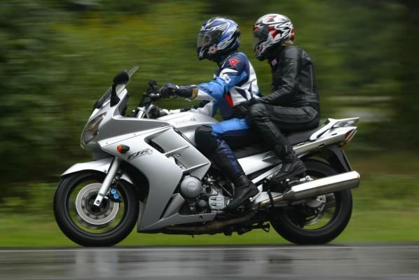 Ratgeber: Nur gut versichert auf Motorrad-Tour