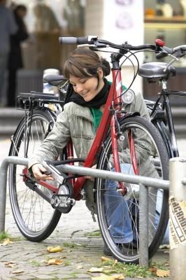Recht: Stadt darf geparkte Fahrräder nicht entfernen