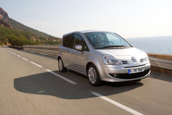 Renault erweitert Angebot beim Modus