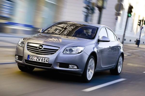 Sonderschichten bei Opel in Rüsselsheim