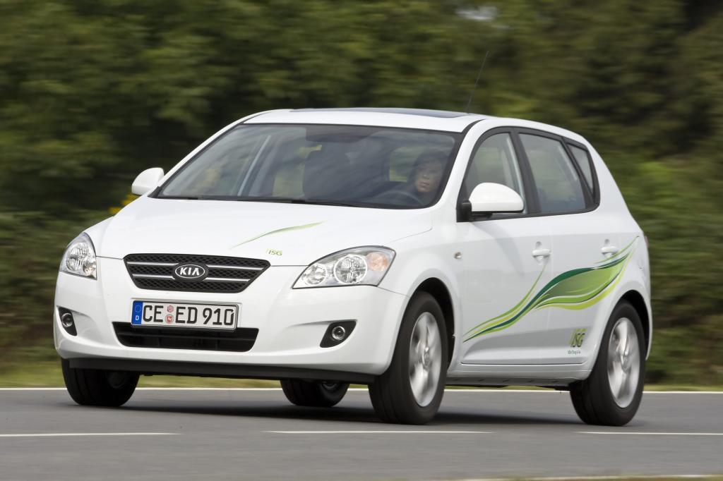 Start-Stopp-Automatik für den Kia Ceed