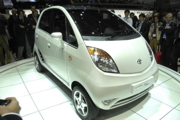 Tata Nano wird ab Juli 2009 in Indien ausgeliefert